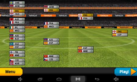 Goalkeeper Premier Soccer Game 1.08 screenshot 644330