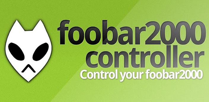 foobar2000 controller PRO