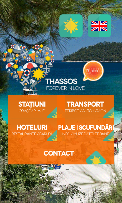 Thassos - screenshot