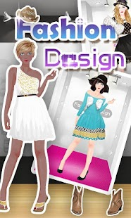 Fashion Design - girls games - screenshot thumbnail