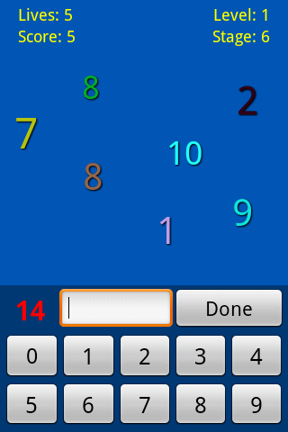 Calculus - The Brain Trainer - screenshot