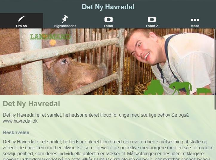 Havredal - screenshot