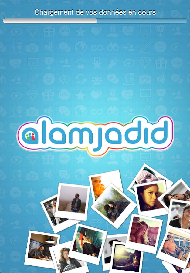 AlamJadid - Meet New People! - screenshot