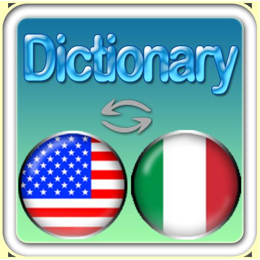 英語-義大利語詞典 LOGO-APP點子