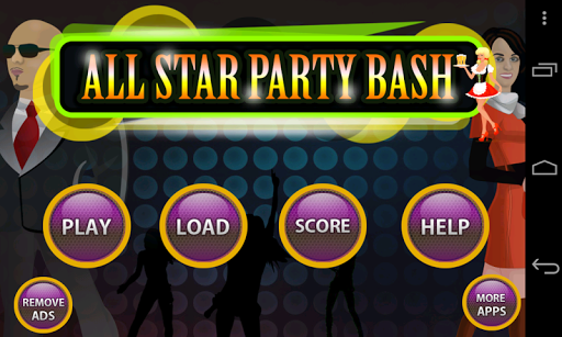 All Star Party Bash