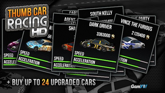 Thumb Car Racing Android Apps On Google Play