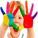 Kid Color Fill Painting logo