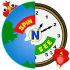 Spin N See icon
