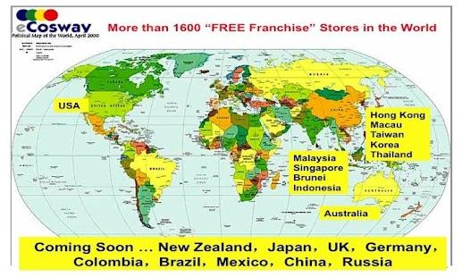 New Worldwide Business Chance