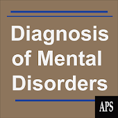 Diagnosis Mental Disorders - 5