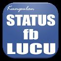 Kumpulan Status FB Lucu icon