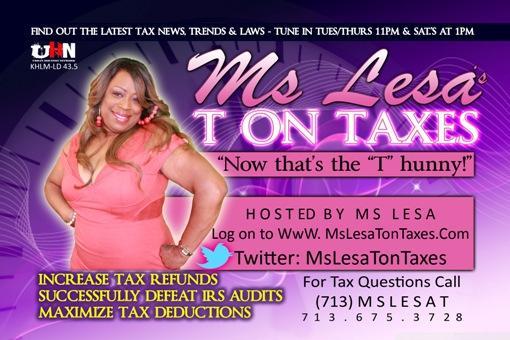 玩財經App|Ms Lesa's T on Taxes免費|APP試玩