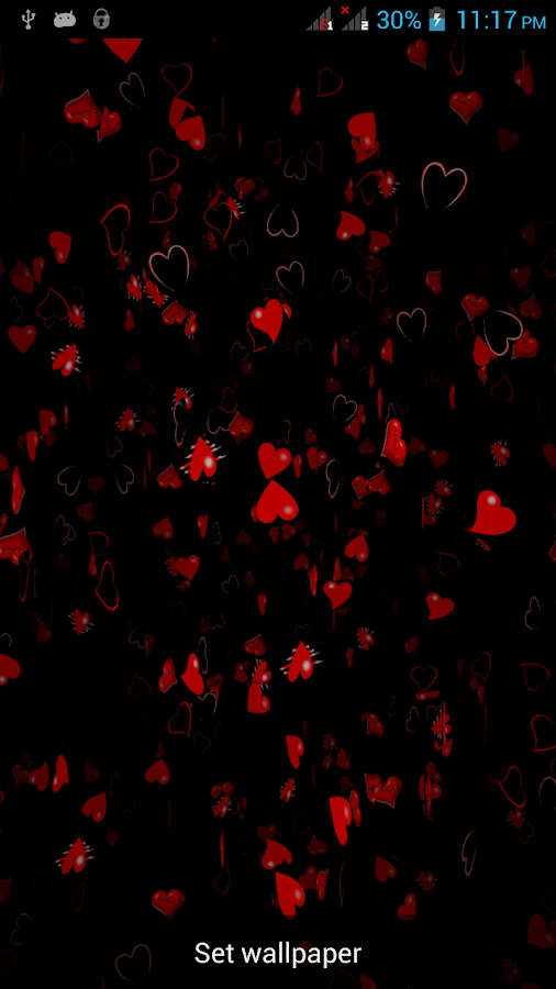 Love Wallpaper 3d Live : Love 3D Space Live Wallpaper - Android Apps on Google Play