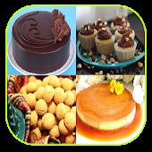 أشهر وصفات الحلويات