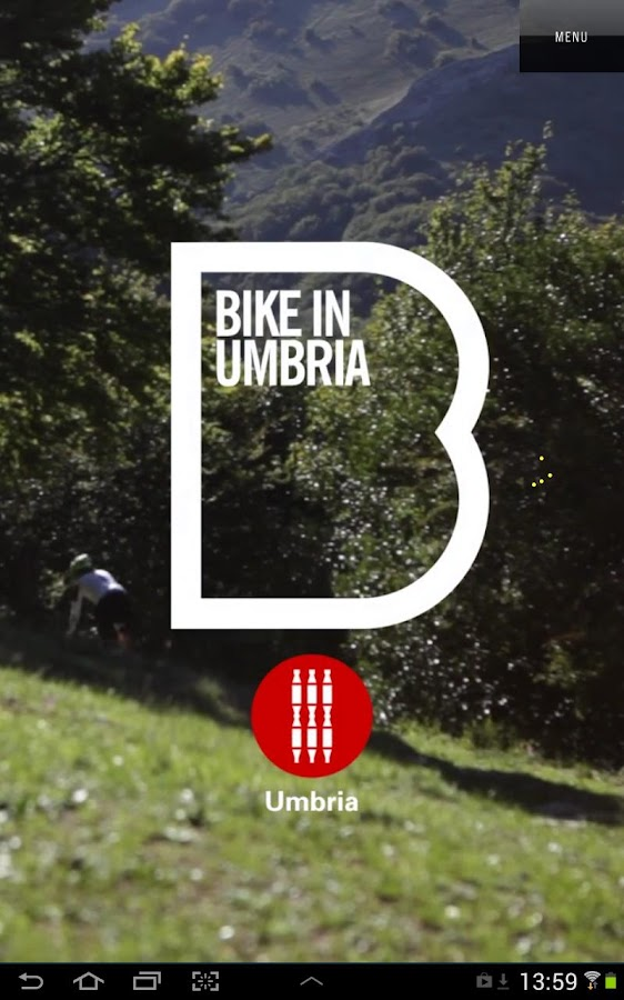 Bike in Umbria Eng HD - screenshot