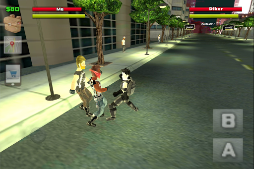 Ninja Rage - Open World RPG  screenshots EasyGameCheats.pro 1
