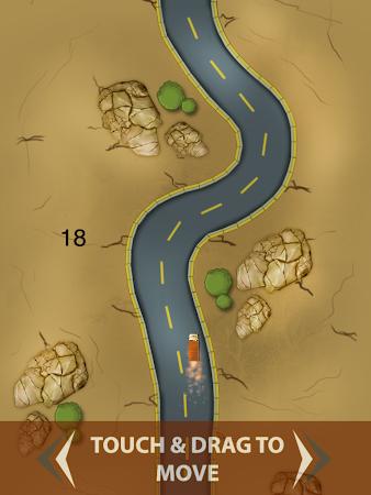 Drive in the Line : Truck 3D 1.6 screenshot 125249