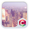 Beautiful City Android Theme icon