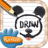 Paint and draw something