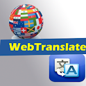 Google Web Translate logo