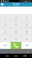 Screenshot of VirtualPBX Phone