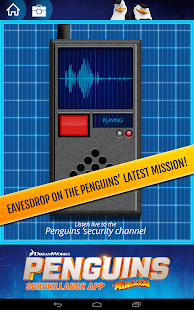 Penguins Surveillance App - screenshot thumbnail