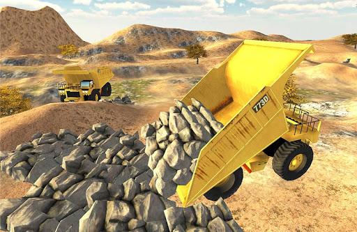 自卸车驾驶模拟器
