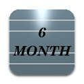 Six Month Calendar icon