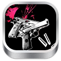 Pistol Gun Fire Sound icon