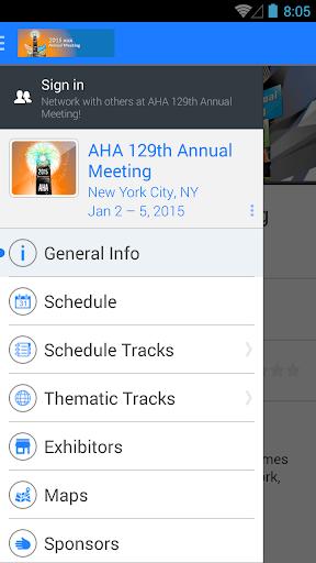 AHA Annual Meeting
