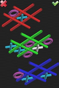 Tic Tac Toe 3D - screenshot thumbnail