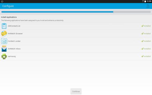玩商業App|AirWatch MDM Agent免費|APP試玩