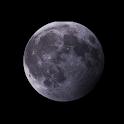 Astronomy : Moon logo