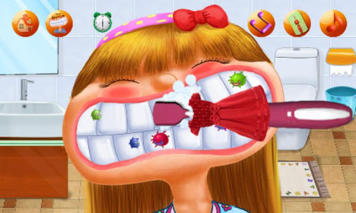 Crazy Toothbrush:Cute Dentist