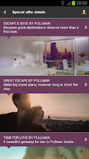 Pullman Hotels & Resorts - screenshot thumbnail