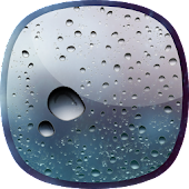 Rain On Glass Live Wallpaper