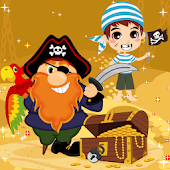Pirates Game for Kids Toddlers