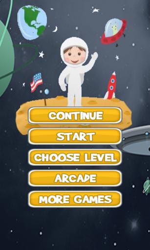 【免費休閒App】Space Bubble Shooter-APP點子