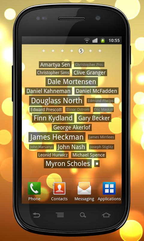 Tagy apps & contacts widgets- screenshot