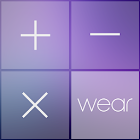 Crystal Calculator with Wear icon