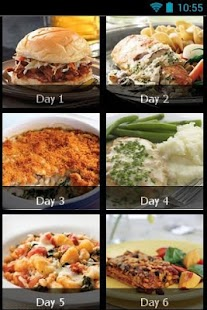 7 Day Diet Plan - screenshot thumbnail