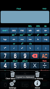 Scientific Calculator v1.1 (Premium)