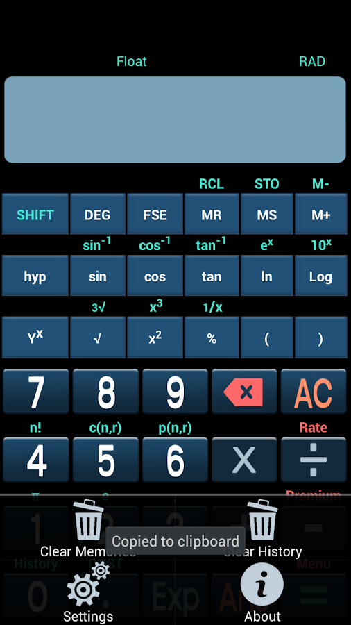 Scientific Calculator - Android Apps on Google Play
