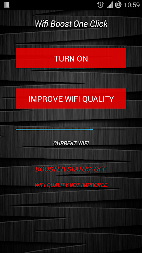 Wifi Boost One Click