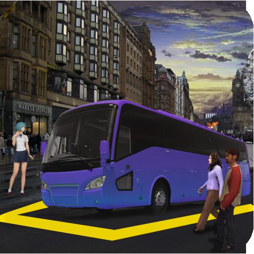 Bus Driver 3D Simulator 2015 LOGO-APP點子