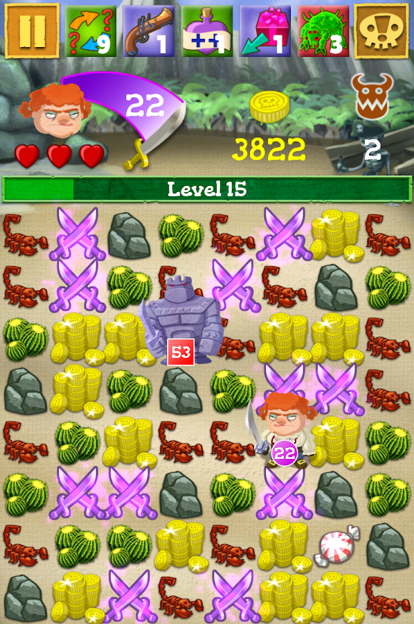 Scurvy Scallywags - screenshot