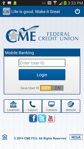CME FCU Mobile Banking