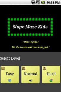 Slope Maze Kids- screenshot thumbnail