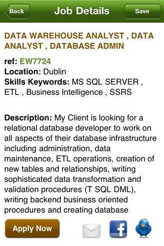 Eolas.ie IT Recruitment- screenshot
