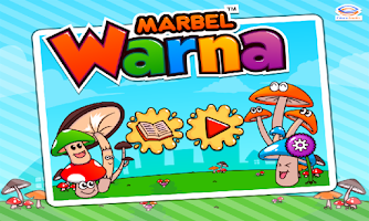 Screenshot of Marbel Belajar Warna